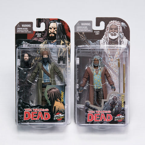 THE WALKING DEAD Teammates Bundle - Ezekiel & Jesus (Color)