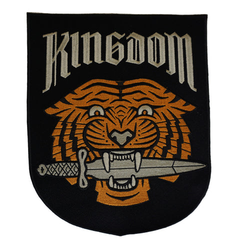 "THE WALKING DEAD Kingdom Faction 10"" Patch"