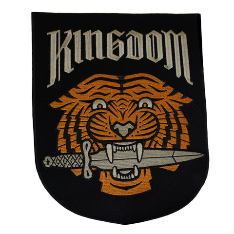 "THE WALKING DEAD Kingdom Faction 5"" Patch"