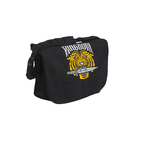 THE WALKING DEAD: ALL OUT WAR Faction Messenger Bag - KINGDOM