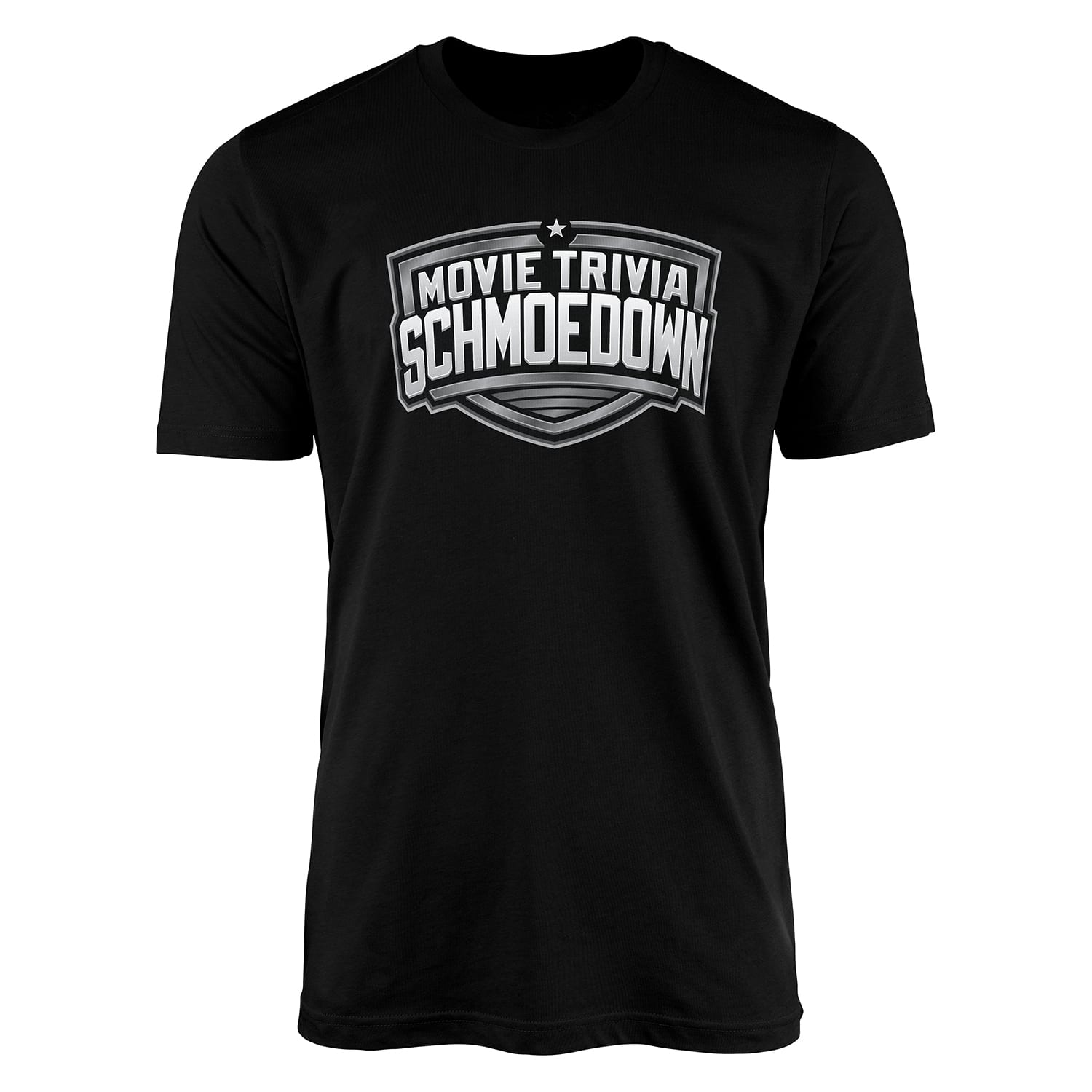 "Movie Trivia Schmoedown ""Official"" - T-Shirt"