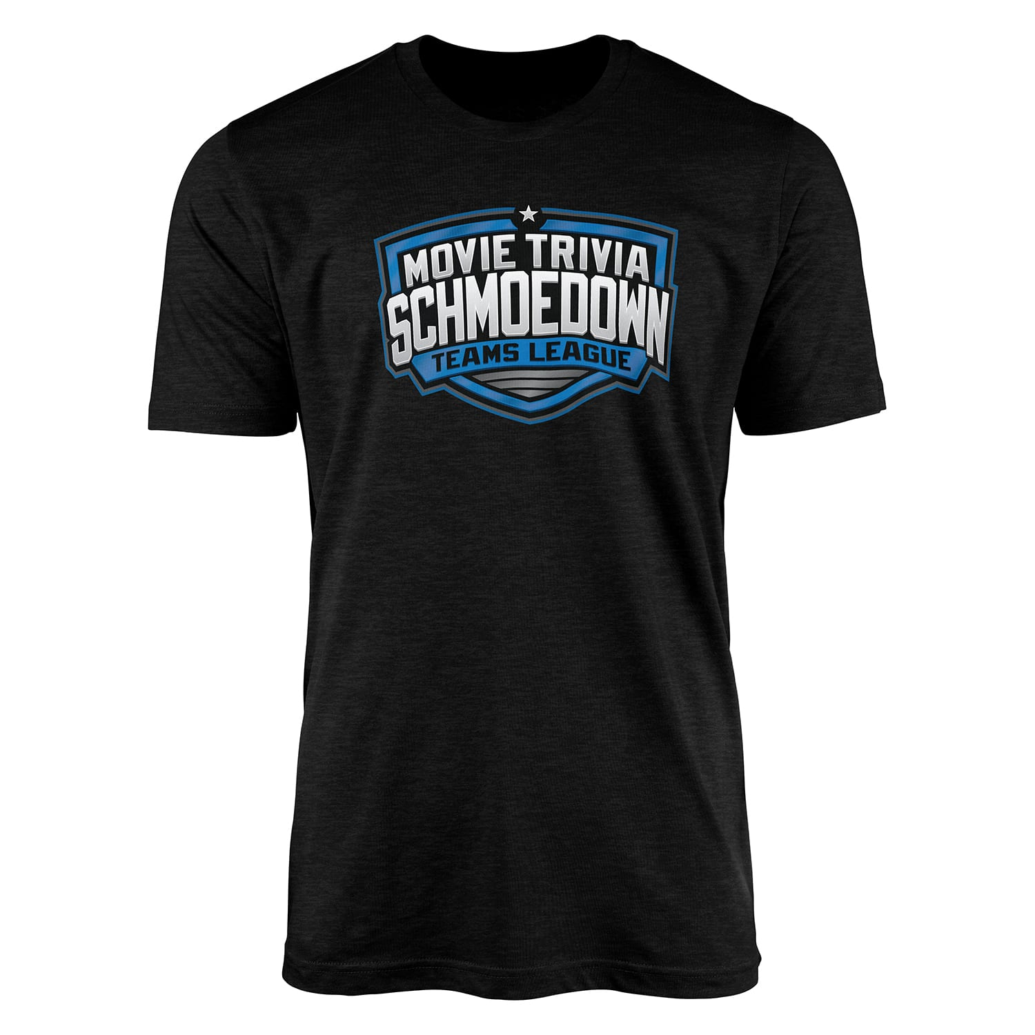 "Movie Trivia Schmoedown ""Teams League"" - T-Shirt"
