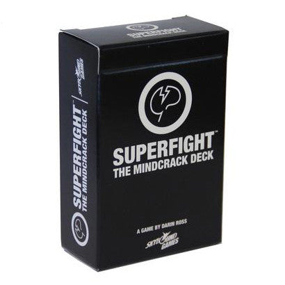 SUPERFIGHT: The Mindcrack Deck