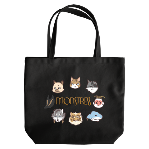 MONSTRESS Tote Bag