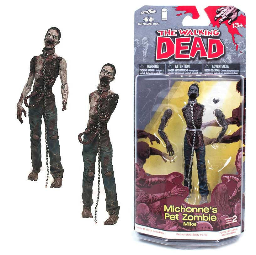 THE WALKING DEAD Comic Series 2 Michonne's Pet Zombie Action Figure