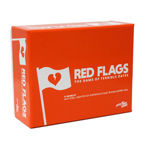 RED FLAGS: Main Game