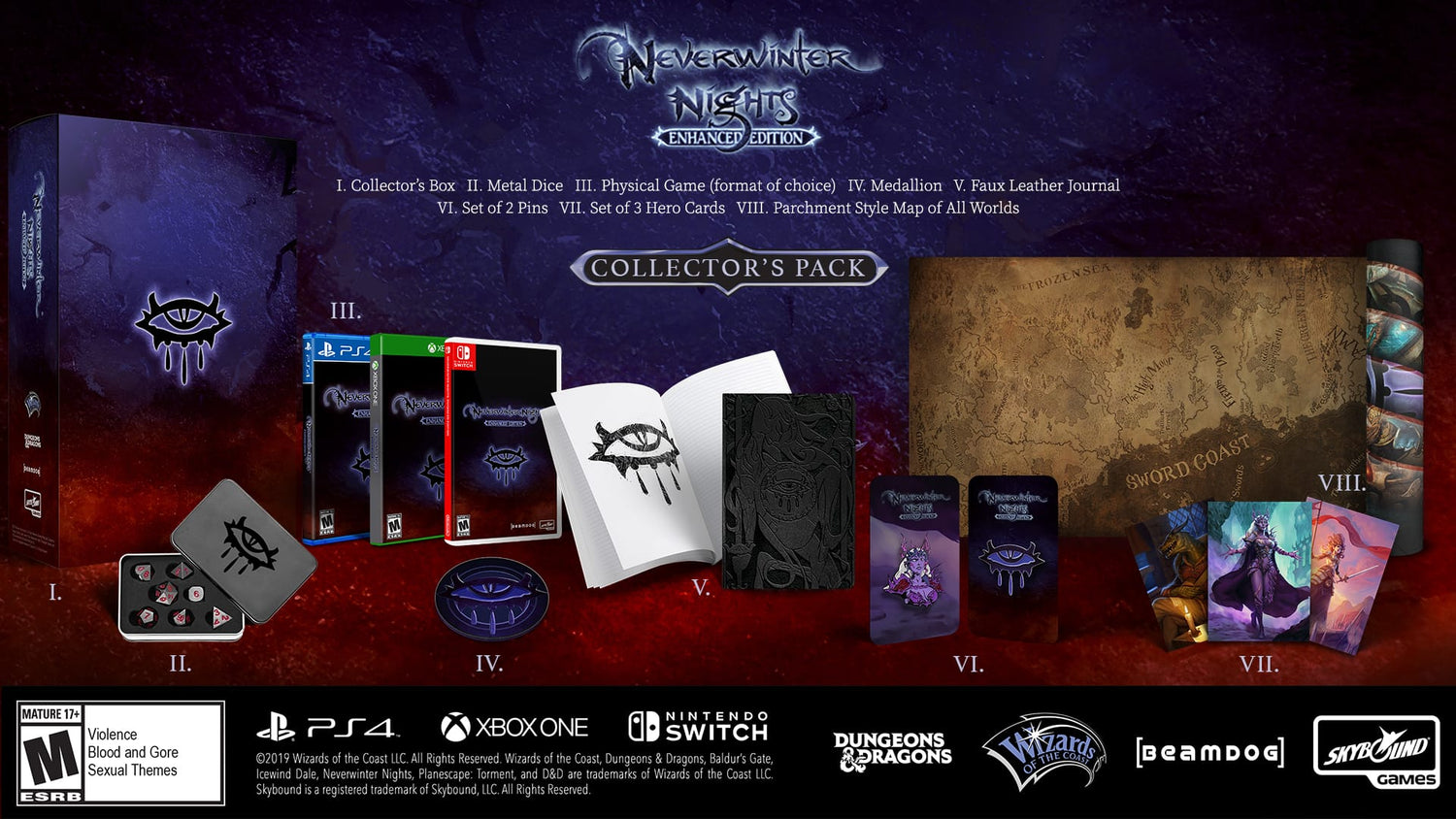 Neverwinter Nights Enhanced Edition Collector's Pack  - Pre-Order