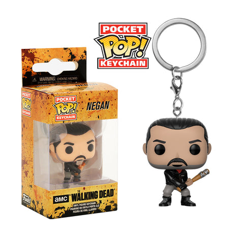 AMC's THE WALKING DEAD Funko Pop! Keychain - Negan