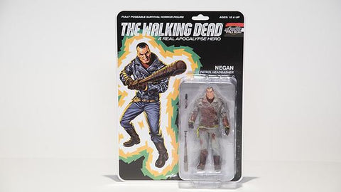 THE WALKING DEAD Lucille Patrol - Negan (Bloody) Action Figure