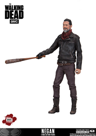 AMC's THE WALKING DEAD TV Series 10 Negan Exclusive - Action Figure