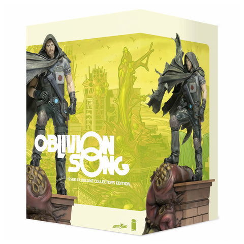 Oblivion Song - Statue Set Artist Proofs