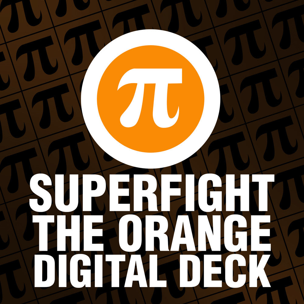 SUPERFIGHT: THE VIDEO GAME - The Orange Digital Deck Download