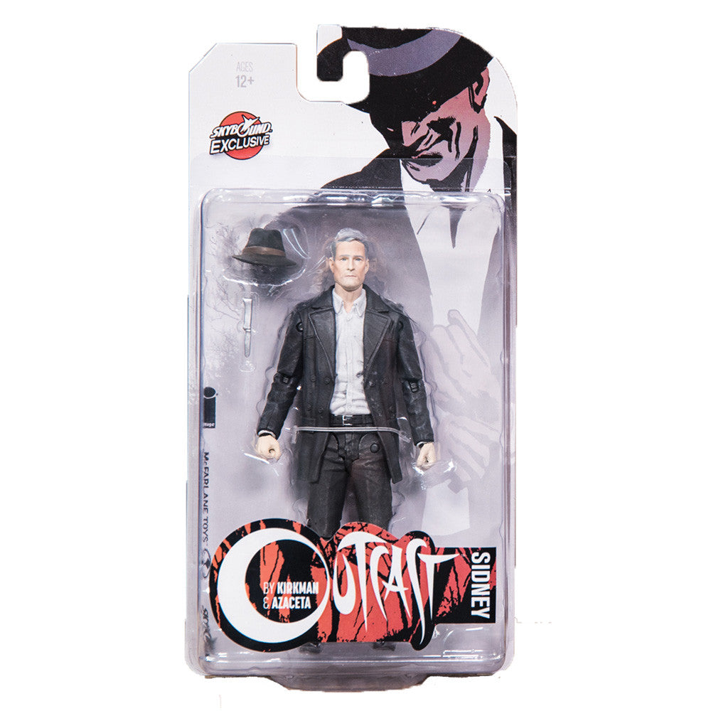 OUTCAST by KIRKMAN & AZACETA: Sidney Action Figure (Comic Version)