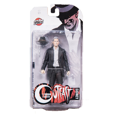 OUTCAST by KIRKMAN & AZACETA Sidney Action Figure (Comic Version)