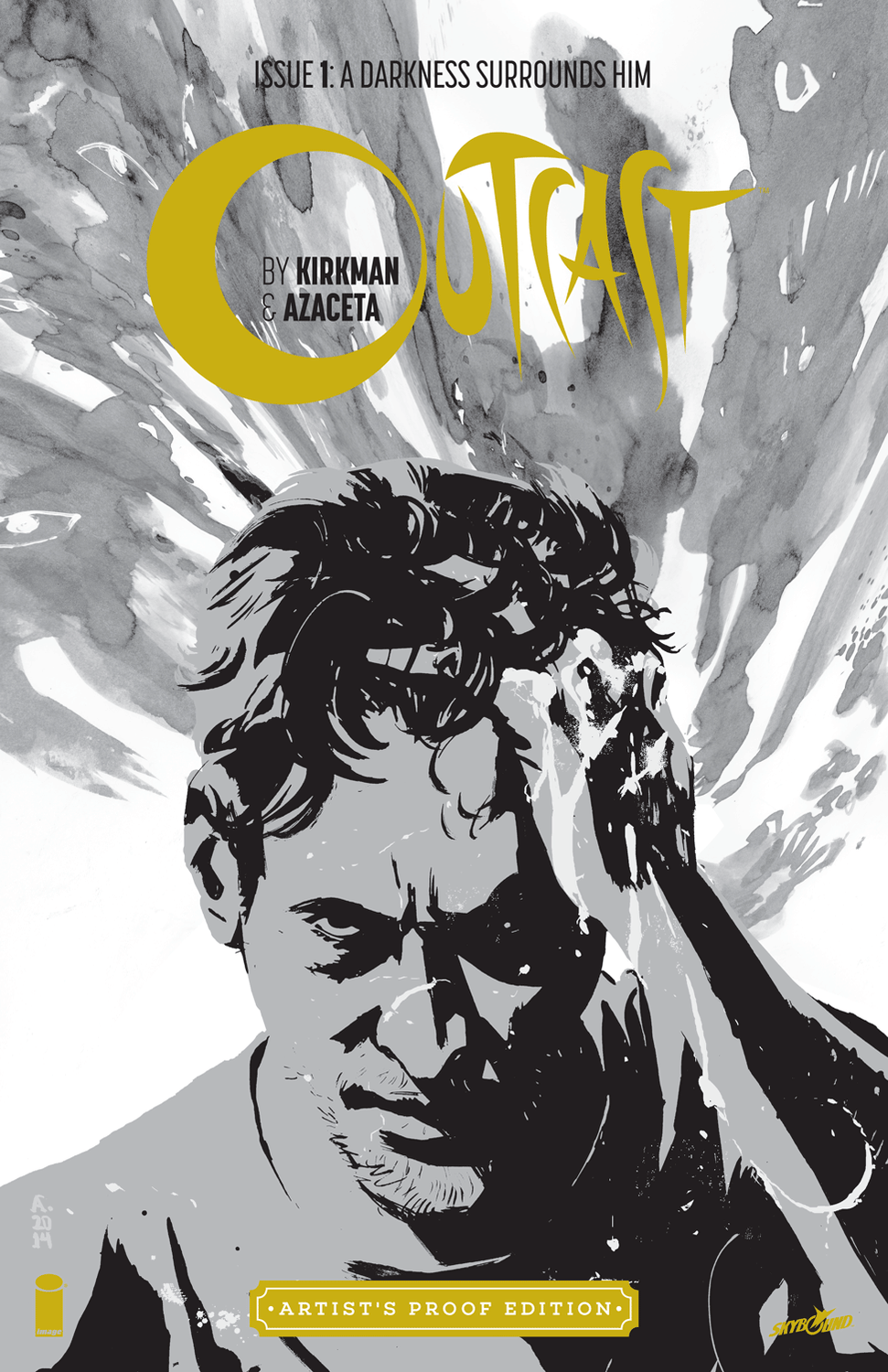 Image Giant-Sized Artist's Proof Edition: Outcast By Kirkman & Azaceta #1