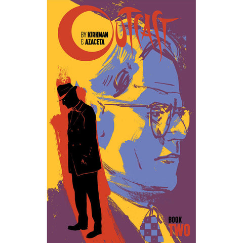 OUTCAST by KIRKMAN & AZACETA: Hardcover Book 2  | Issue 13-24