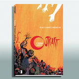 "OUTCAST by KIRKMAN & AZACETA: Hardcover Volume 01 - ""A Darkness Surrounds Him"""