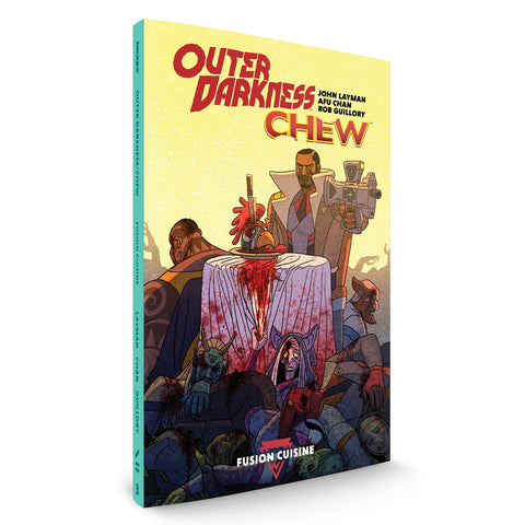 Outer Darkness Chew, Vol 1: Fusion Cuisine