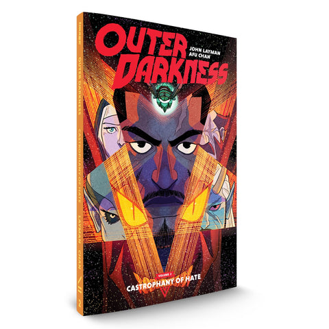OUTER DARKNESS, VOL. 2: CASTROPHANY OF HATE TP