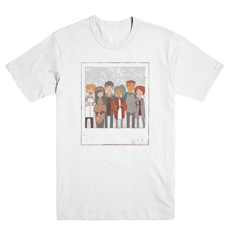 Oxenfree: Polaroid T-Shirt