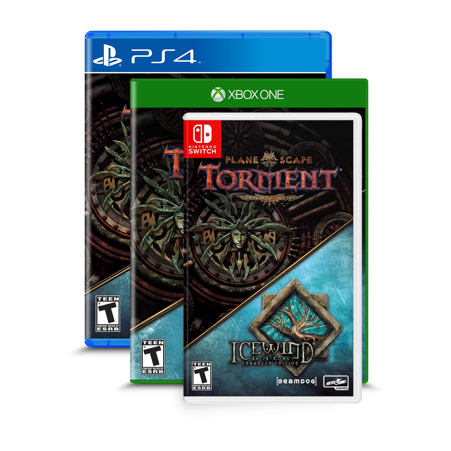 Planescape Torment & Icewind Dale:  Enhanced Edition