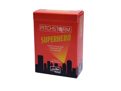 PITCHSTORM Superhero: Earth's Mightiest Expansion