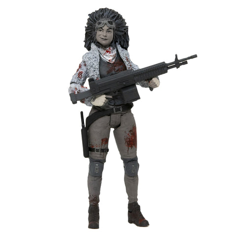 THE WALKING DEAD Princess Action Figure (Bloody B&W)