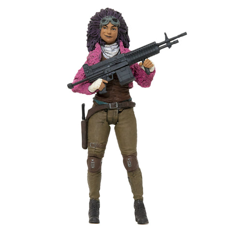 THE WALKING DEAD Princess Action Figure (Color)