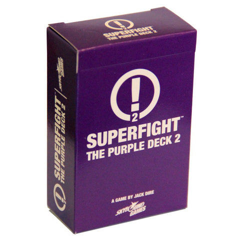 SUPERFIGHT: Purple Deck 2