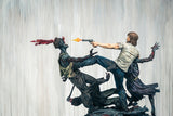 The Walking Dead Rick Grimes Resin Deluxe Boxed Statue