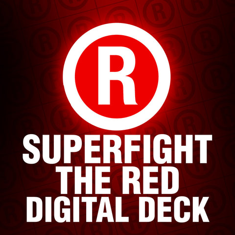 SUPERFIGHT: THE VIDEO GAME - The Red Digital Deck Download