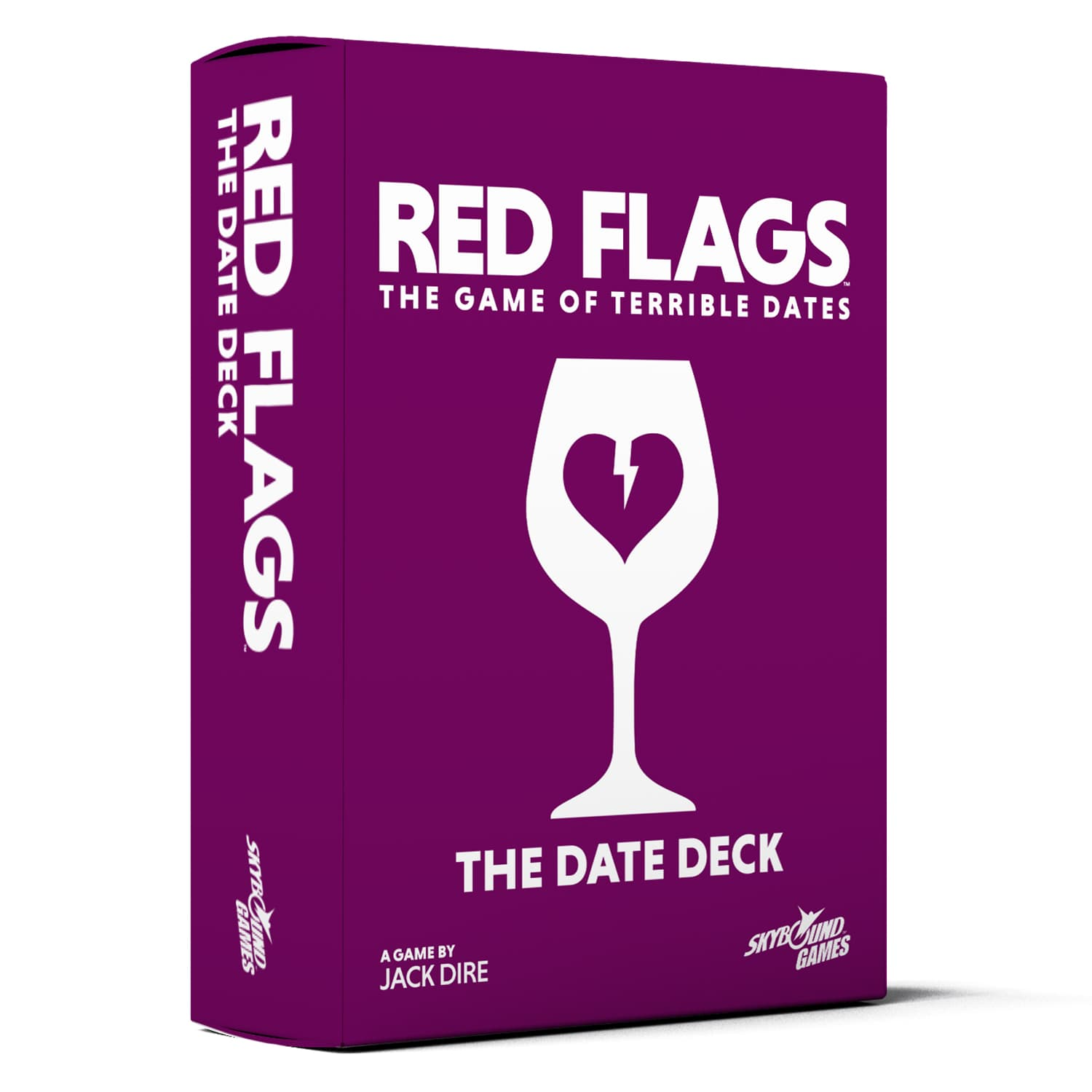 RED FLAGS: The Date Deck