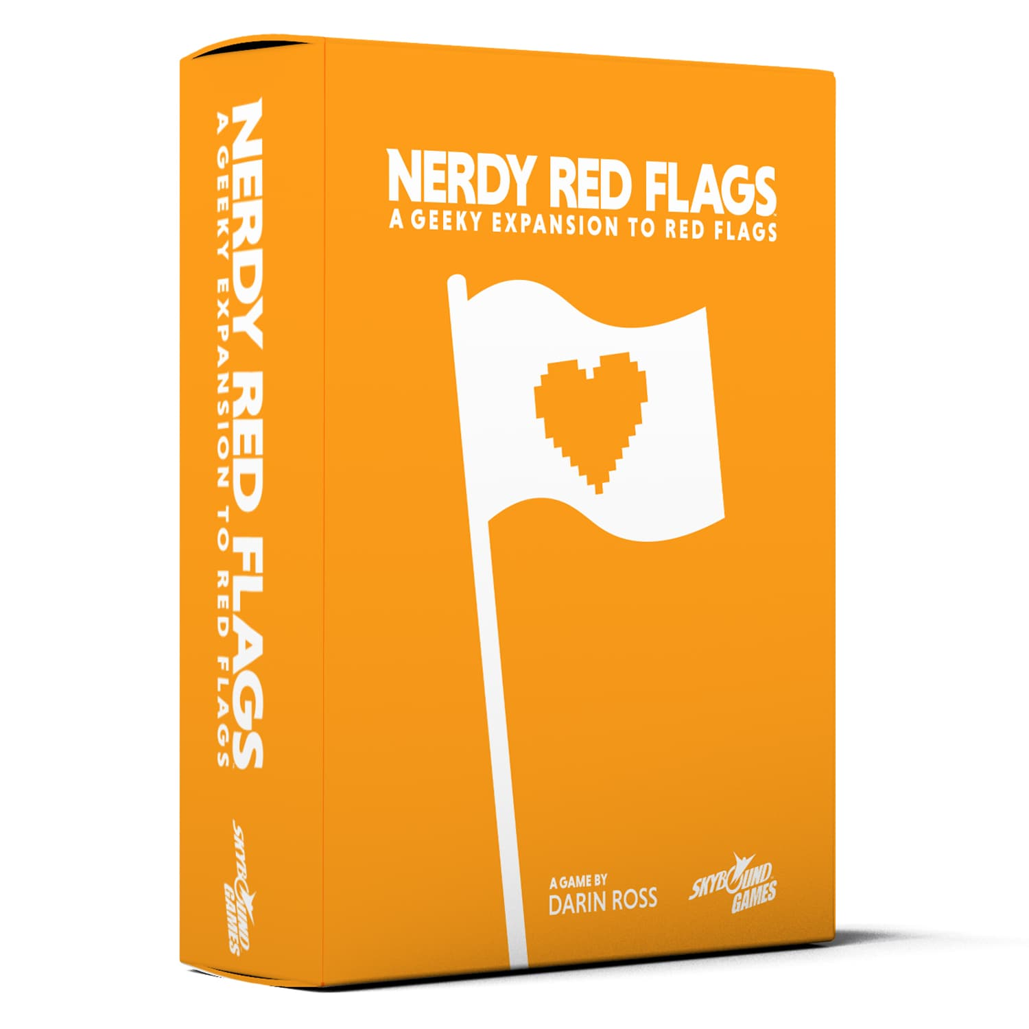 Nerdy Red Flags Card Game: A Geeky Expansion to Red Flags