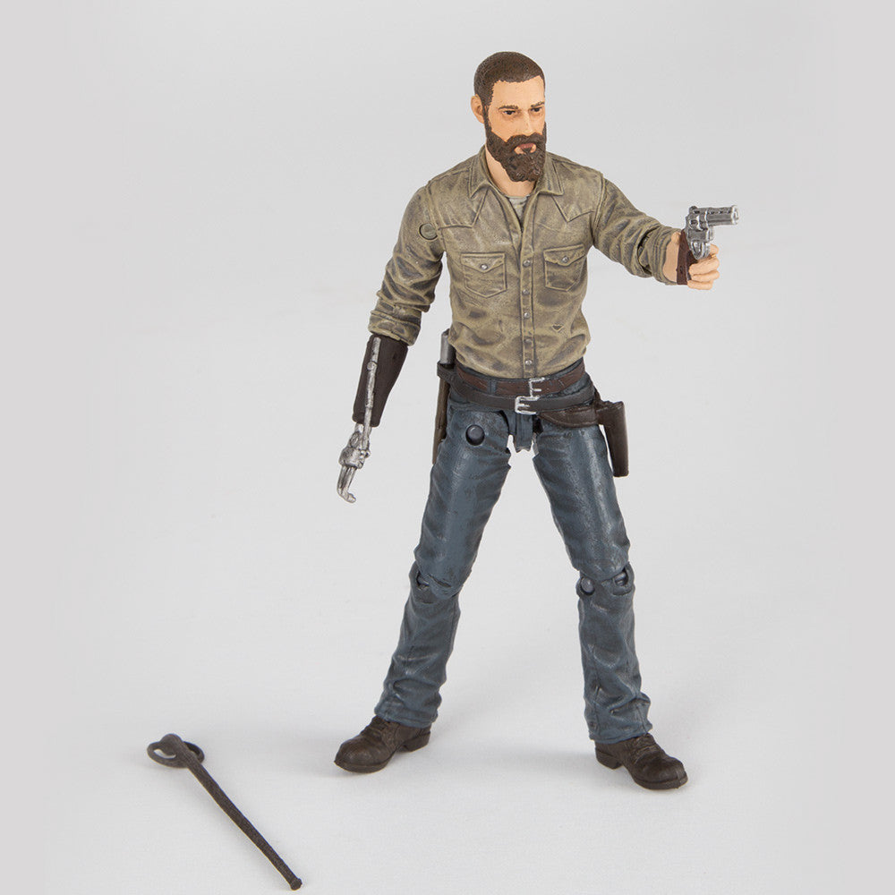 THE WALKING DEAD Rick Grimes 2016 Action Figure (Color)