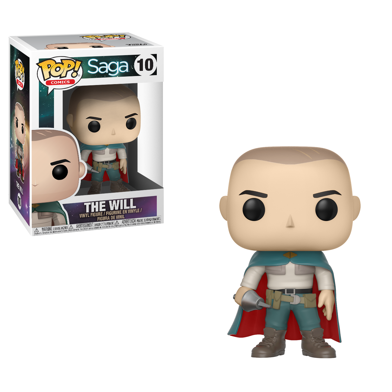 SAGA Funko Pop! - The Will