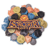 Sorcerer City: Metal Coins