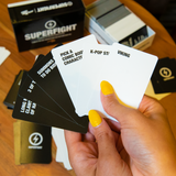 SUPERFIGHT Games 500-Card Core Deck