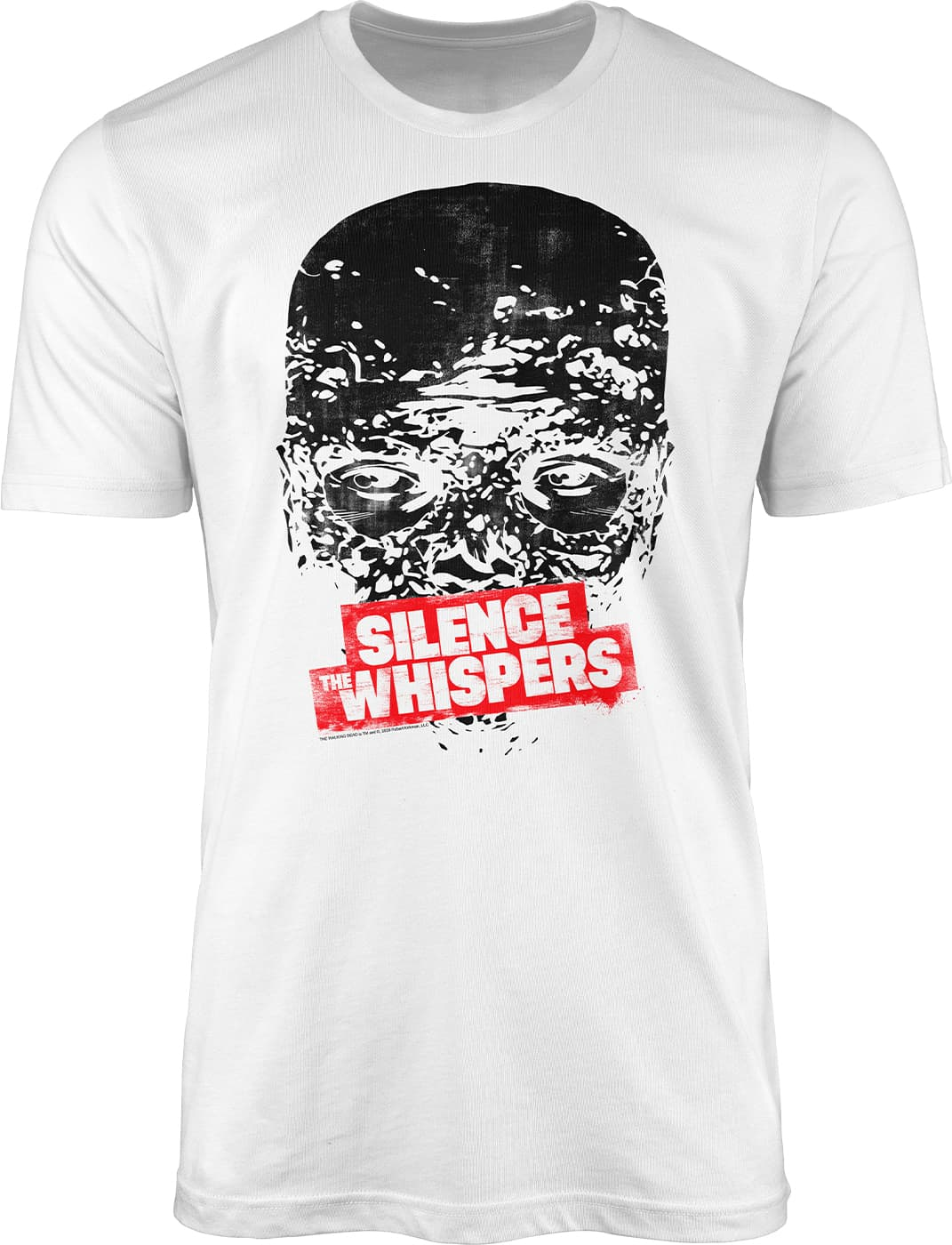 Silence the Whispers Unisex T-Shirt (Multiple Colors)