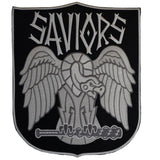 "THE WALKING DEAD Saviors Faction 10"" Patch"