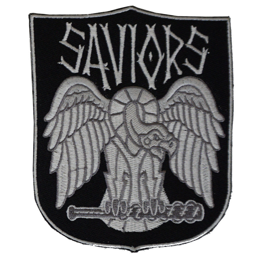 """THE WALKING DEAD Saviors Faction 5/"""" Patch"""