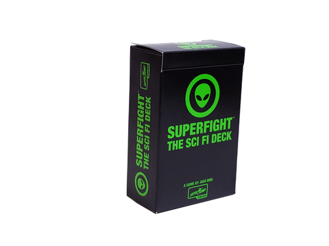 SUPERFIGHT: The Sci-Fi  Deck