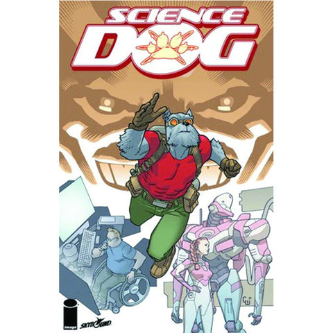 SCIENCE DOG Volume 1 - Hardcover