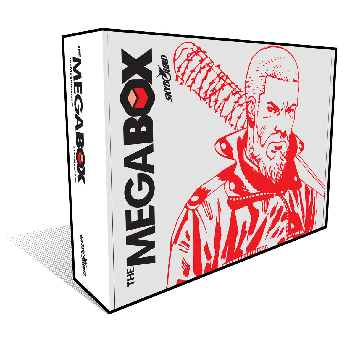 The MegaBox #9: Negan Rick