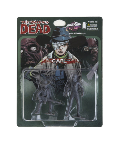 THE WALKING DEAD - Carl PVC Figure (Grey)
