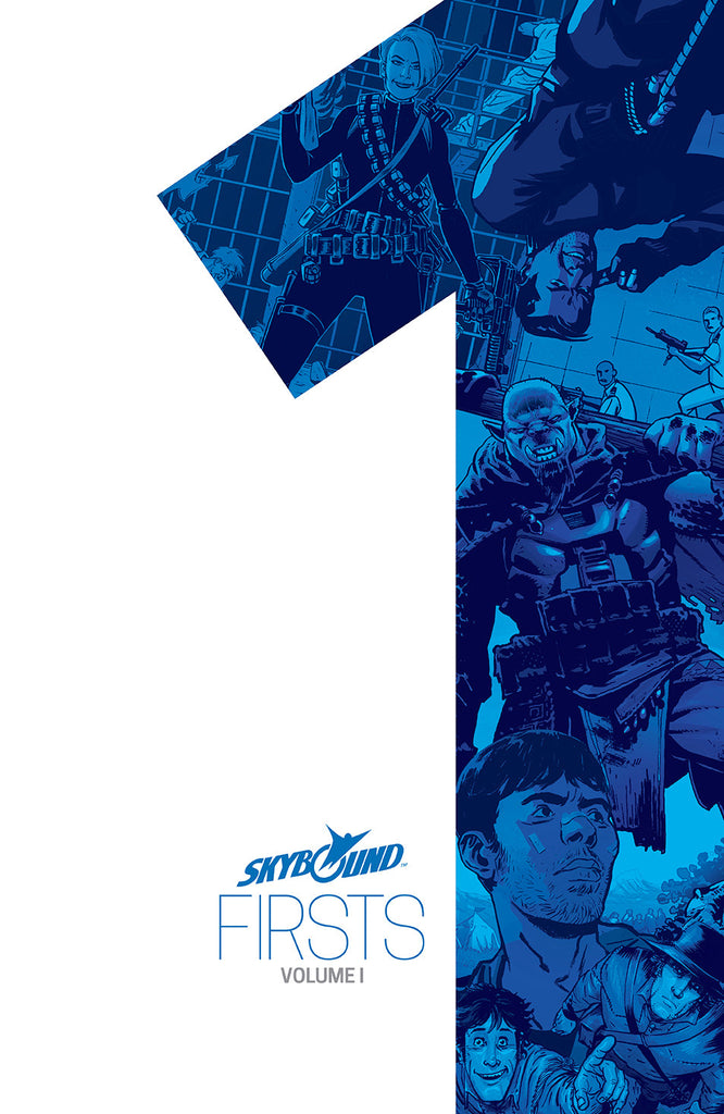 SKYBOUND FIRSTS Volume 1 Trade Paperback