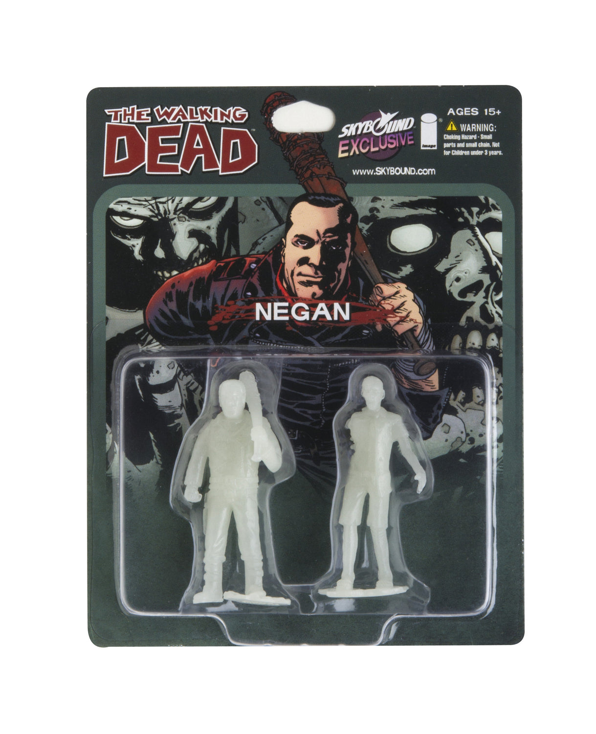 THE WALKING DEAD - Negan PVC Figure (Glow in the Dark)