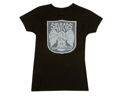 "THE WALKING DEAD ""Faction: Saviors"" T-Shirt (Women's)"