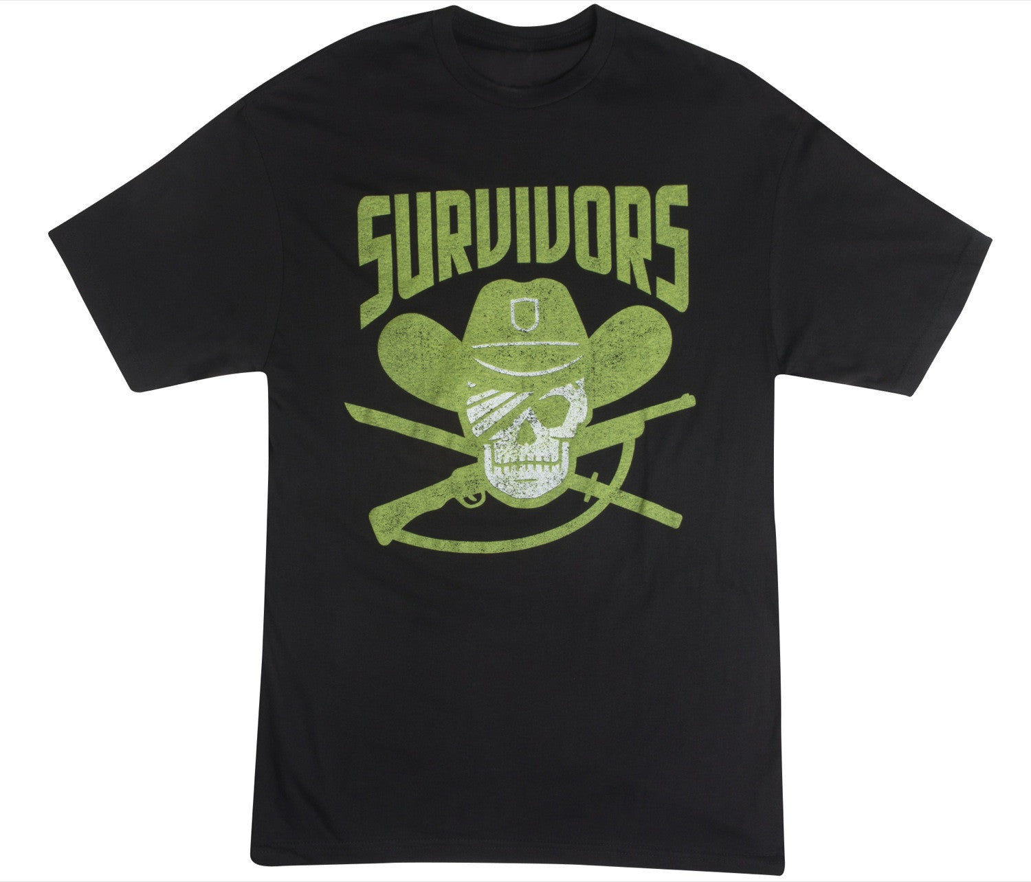 "THE WALKING DEAD: ""Survivors Faction"" T-Shirt (Men's)"