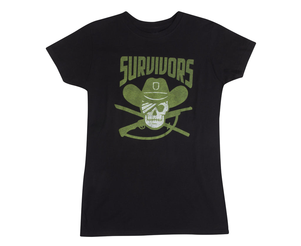 "THE WALKING DEAD ""Faction: Survivors"" T-Shirt (Women's)"