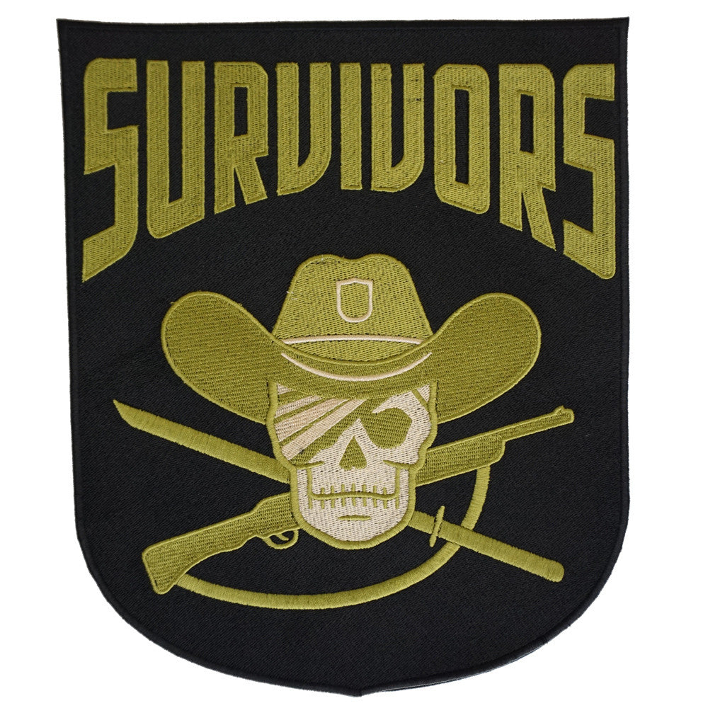 "THE WALKING DEAD Survivors Faction 10"" Patch"